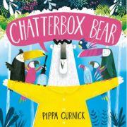 Chatterbox Bear - Pippa Curnick