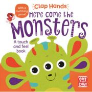 Clap Hands: Here Come the Monsters - Pat-a-Cake
