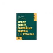 Finante publice, contabilitate bugetara si de trezorerie, volumul II - Lefter Chirica, Banut Alexandru imagine librariadelfin.ro
