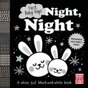 First Baby Days: Night, Night - Pat-A-Cake