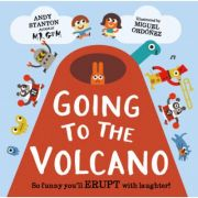 Going to the Volcano - Andy Stanton