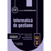 Informatica de gestiune. Editia a II-a - Laurent Boksenbaum