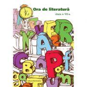 Ora de literatura clasa a VII-a - Monica Halaszi imagine librariadelfin.ro