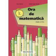 Ora de matematica clasa a X-a - Catalin Eugen Nachila, Petre Nachila imagine librariadelfin.ro