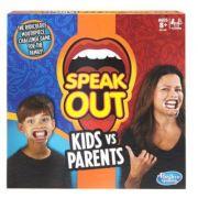 Joc Hasbro Games Spune in gura mare, Copii vs Parinti (C31452780) imagine librariadelfin.ro