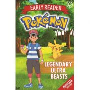 The Official Pokemon Early Reader: Legendary Ultra Beasts
