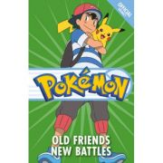 Imagine The Official Pokemon Fiction: Old Friends New Battles -