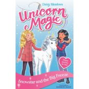 Unicorn Magic: Snowstar and the Big Freeze - Daisy Meadows