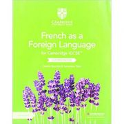 Cambridge IGCSE™ French as a Foreign Language Coursebook with Audio CDs (2) - Daniele Bourdais, Genevieve Talon
