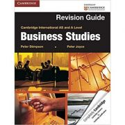 Cambridge International AS and A Level Business Studies Revision Guide - Peter Stimpson, Peter Joyce
