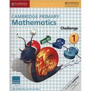 Cambridge Primary Mathematics Challenge 1 - Cherri Moseley, Janet Rees