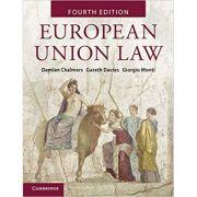 European Union Law: Text and Materials - Damian Chalmers, Gareth Davies, Giorgio Monti