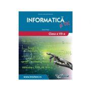 Informatica si TIC. Manual pentru clasa a VII-a - Daniel Popa imagine librariadelfin.ro