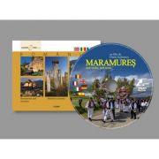 Manastiri si Biserici + DVD Maramures, Cadou - Florin Andreescu imagine librariadelfin.ro