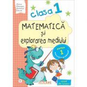 Matematica si explorarea mediului. Clasa I. Partea I (E2). Caiet de lucru - Arina Damian, Camelia Stavre imagine librariadelfin.ro