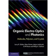 Organic Electro-Optics and Photonics: Molecules, Polymers, and Crystals - Larry R. Dalton, Peter Gunter, Mojca Jazbinsek, O-Pil Kwon, Philip A. Sulliv