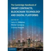 Imagine The Cambridge Handbook Of Smart Contracts, Blockchain Technology And