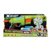 Pistol X-Shot Bugs Attack Blaster cu tragere rapida imagine librariadelfin.ro