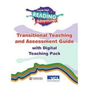 2017 Cambridge Reading Adventures Green to White Bands Transitional Teaching and Assessment Guide with Digital Classroom - Sue Bodman, Glen Franklin