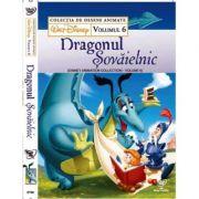 Dragonul Sovaielnic volumul 6. Colectia Disney DVD imagine librariadelfin.ro