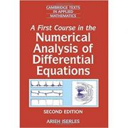 Imagine A First Course In The Numerical Analysis Of Differential Equations