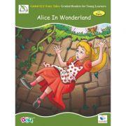 Alice in Wonderland. Retold. Level A2 Flyers