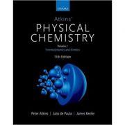 Atkins' Physical Chemistry - Peter Atkins, Julio de Paula, James Keeler