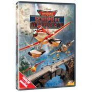 Avioane 2 - Echipa de interventii (DVD) imagine librariadelfin.ro