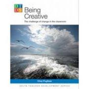 Being Creative - Chaz Pugliese