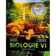 Biologie clasa a VI-a. Caietul elevului - Silvia Olteanu, Stefania Giersch, Iuliana Tanur