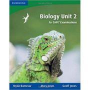 Biology Unit 2 for CAPE® Examinations - Myda Ramesar, Mary Jones, Geoff Jones