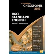 Cambridge Checkpoints HSC Standard English 2013 - Melpomene Dixon, Deborah Simpson