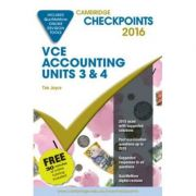 Cambridge Checkpoints VCE Accounting Units 3&4 2016 and Quiz Me More - Tim Joyce