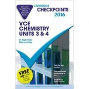 Cambridge Checkpoints VCE Chemistry Units 3 and 4 2015 and Quiz Me More - Roger Slade, Maureen Slade