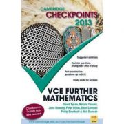 Cambridge Checkpoints VCE Further Mathematics 2013 - Neil Duncan, David Tynan, Natalie Caruso, John Dowsey, Peter Flynn, Dean Lamson, Philip Swedosh