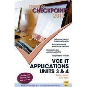 Cambridge Checkpoints VCE IT Applications 2013 - Colin Potts, James Lawson