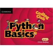 Coding Club Python Basics Level 1 - Chris Roffey