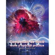 Compendiu de fizica. Teorie si aplicatii practice pentru clasa a VII-a - Carmen Gabriela Bostan imagine librariadelfin.ro