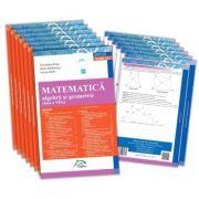 Sinteze teoretice - Matematica - Clasa a VII-a - Algebra si geometrie imagine librariadelfin.ro