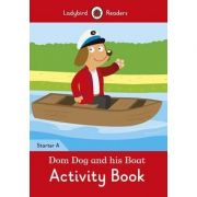 Dom Dog and his Boat Activity Book