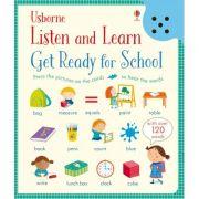 Get ready for school - Holly Bathie