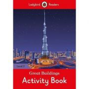 Great Buildings Activity Book