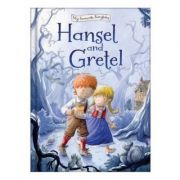 Hansel and Gretel. Retold - Nina Filipek