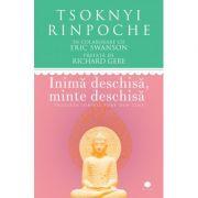 Inima deschisa, minte deschisa. Trezirea iubirii pure din tine - Tsoknyi Rinpoche