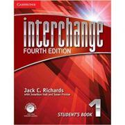 Interchange Level 1 Student's Book with Self-study DVD-ROM - Jack C. Richards, Jonathan Hull, Susan Proctor