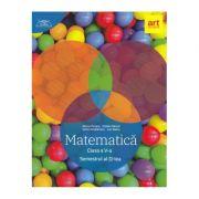 Matematica pentru clasa a 5-a. Semestrul 2 (Colectia clubul matematicienilor) - Marius Perianu imagine librariadelfin.ro