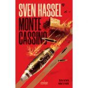 Monte Cassino. Editie 2020 - de Sven Hassel imagine libraria delfin 2021