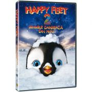 Mumble danseaza din nou. Happy Feet Two (DVD) imagine librariadelfin.ro