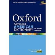 Oxford Advanced American Dictionary for learners of English: A dictionary for English language learners (ELLs) with CD-ROM that develops vocabulary an
