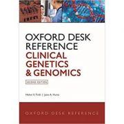 Oxford Desk Reference: Clinical Genetics and Genomics - Helen V. Firth, Jane A. Hurst